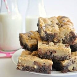 Cadbury Cookie Bars
