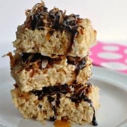 Samoa Rice Krispies