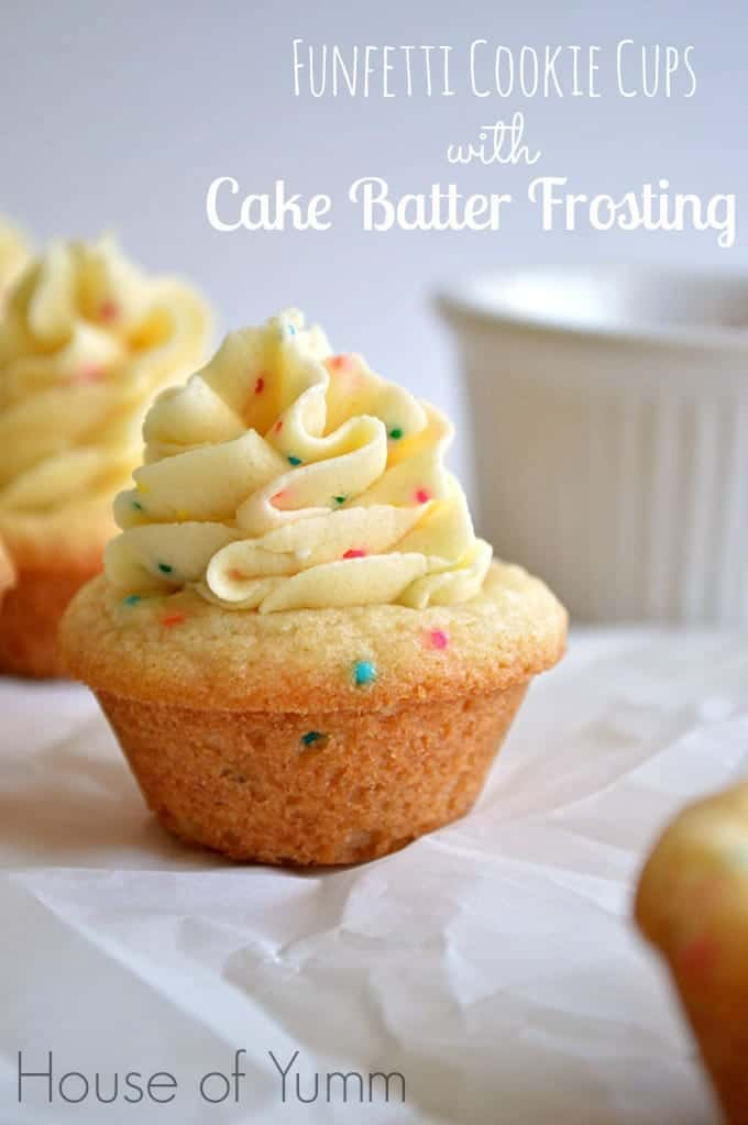 Cake Batter Flavored Frosting Recipe