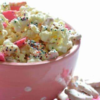 Popcorn Recipes: Circus Animal Cookies