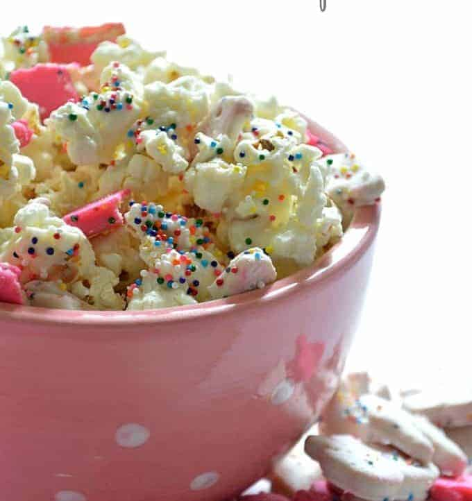 Popcorn Recipes: Circus Animal Cookies