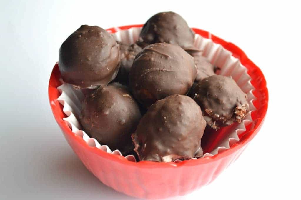 Chocolate Covered Cherries are such an easy treat to make at home and perfect for giving as gifts!