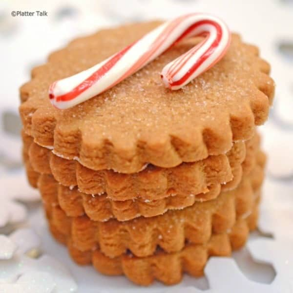 Ginger-Holiday-Cookies-on-Platter-Talk-600