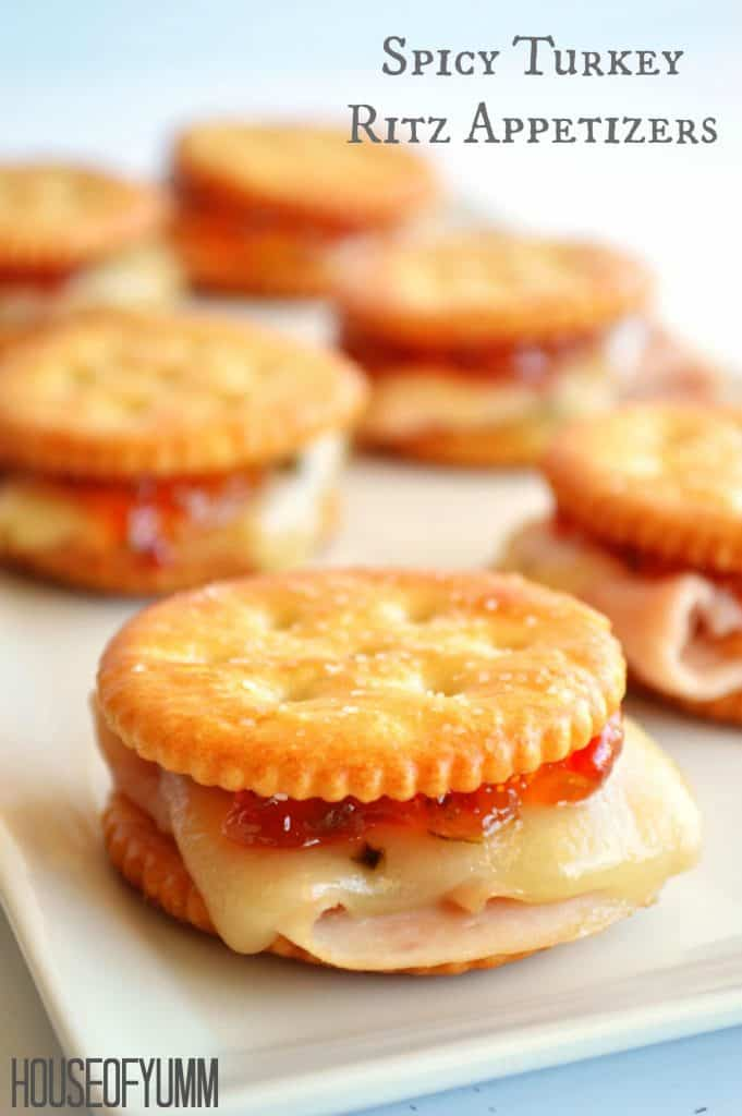Recipes For Finger Foods Sandwiches