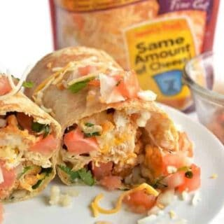 Grilled Stuffed Chicken Wrap