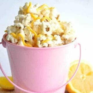 Lemon Pie Popcorn