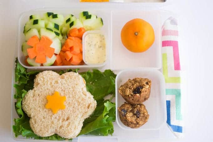 Healthy Lunchbox Ideas and PowerYourLunchbox Pledge!