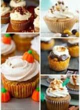 20+ Must Make Fall Cupcake Recipes!