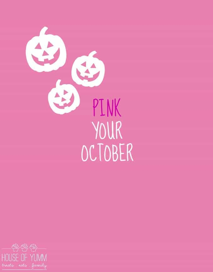 Pink Your October