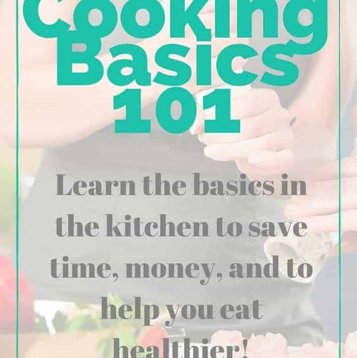 Cooking Basics 101