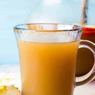 {Slow Cooker} Pumpkin Spice Apple Cider