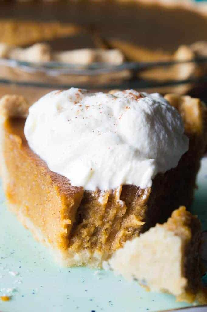Butternut Squash Pie - House of Yumm