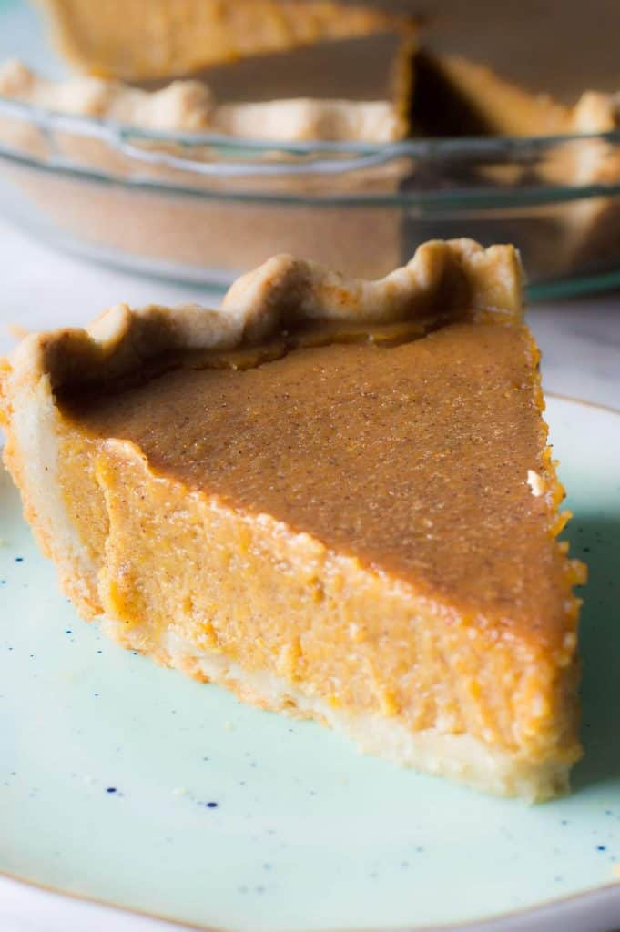 Butternut Squash Pie. This creamy, spicy made from scratch Butternut Squash Pie tastes even better than the traditional pumpkin pie!! Make this one for Thanksgiving dessert and EVERYONE will be asking for the recipe and wanting to know what your secret is!