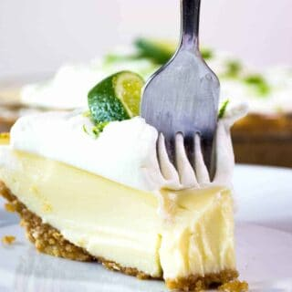 Tequila Lime Pie (and Recipe Video)