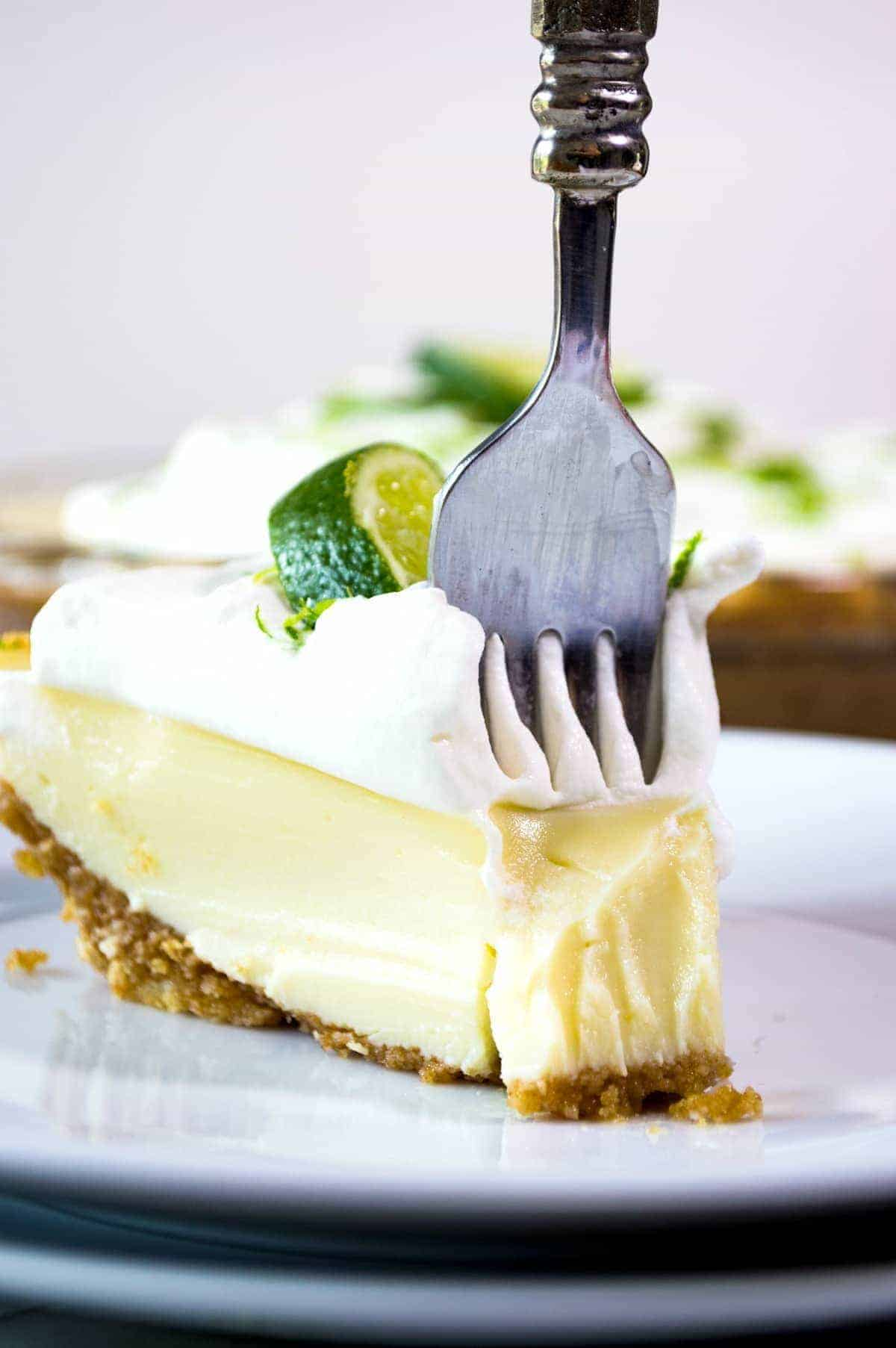 Tequila lime pie and recipe video house of yumm forumfinder