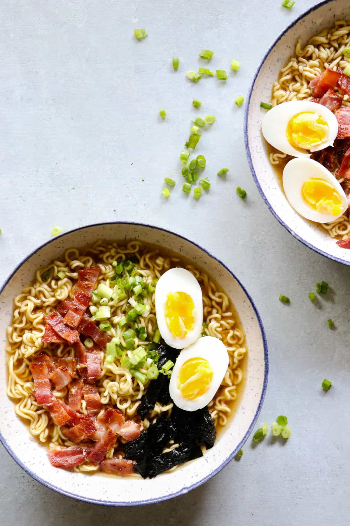 Homemade Ramen. This homemade broth is simple to make yet bold and flavorful. Perfect for pouring over some ramen noodles and loading up with your favorite toppings for an easy dinner.