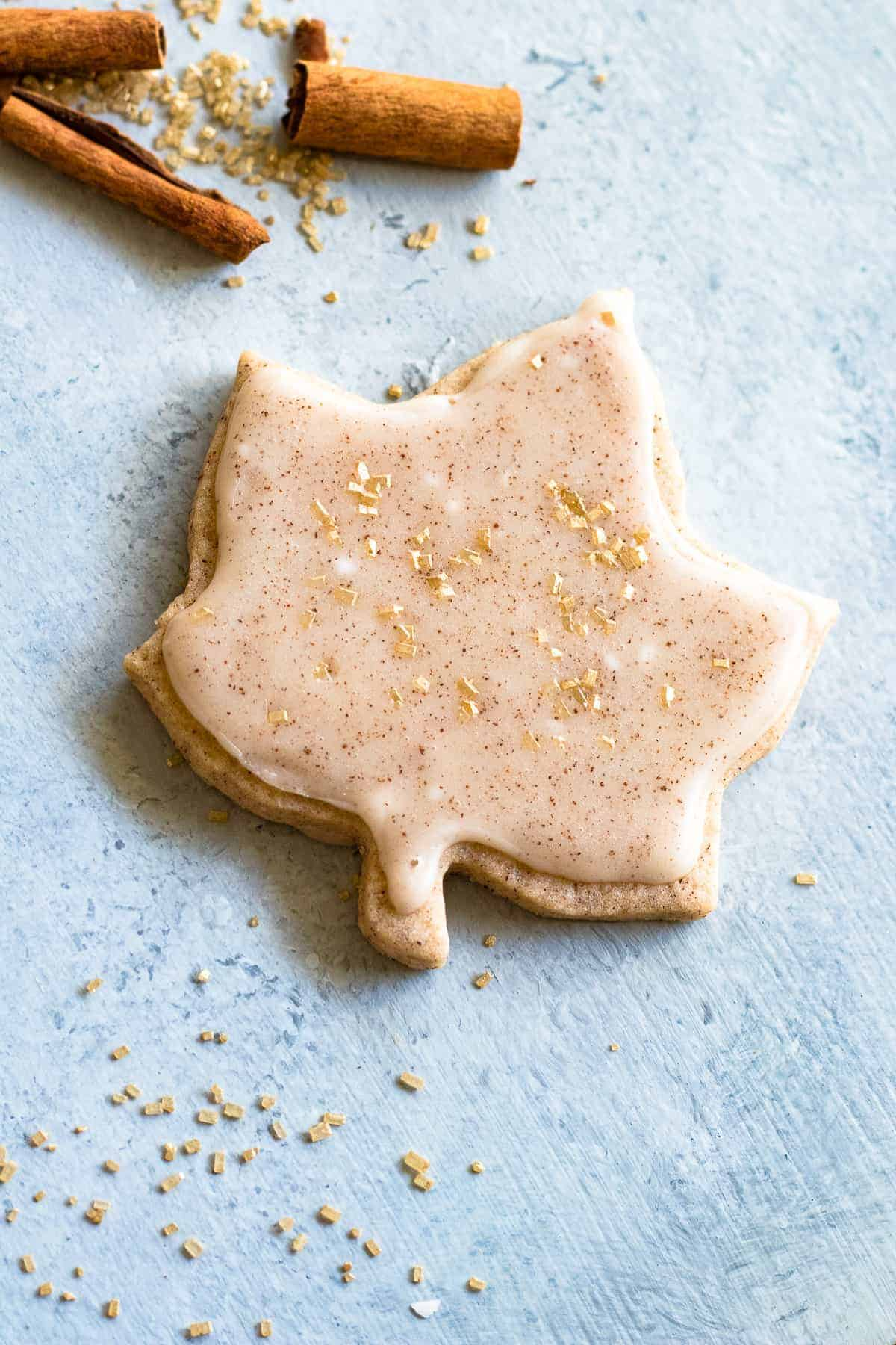 Cinnamon Spice Sugar Cookies