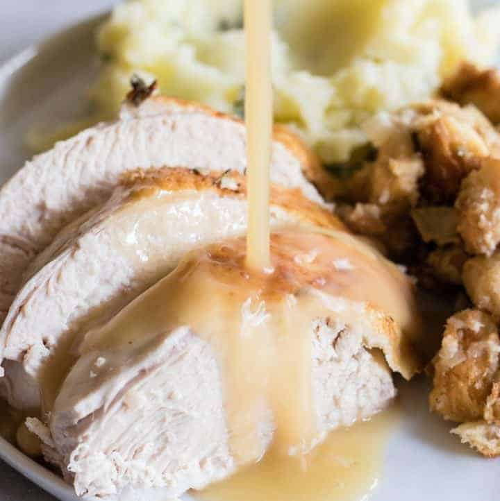 Julia Child's Deconstructed Thanksgiving Turkey