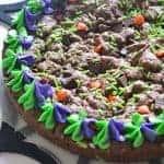 Chocolate Fudge Cookie Cake House Of Yumm