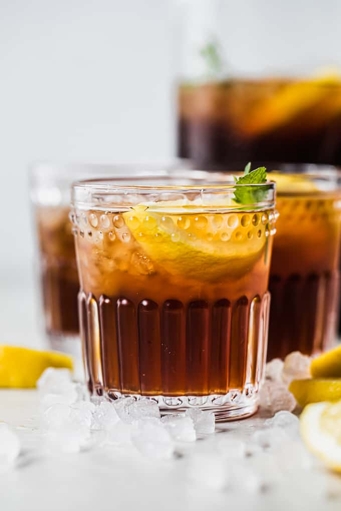 Southern Sweet Tea Simple And Refreshing Classic Recipe