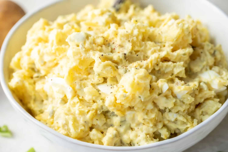 Best Black Potato Salad Recipe